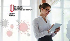 RICORSO PROVE SUPPLETIVE COVID E CONCORSO STRAORDINARIO 2020 | Ricorsi Scuola